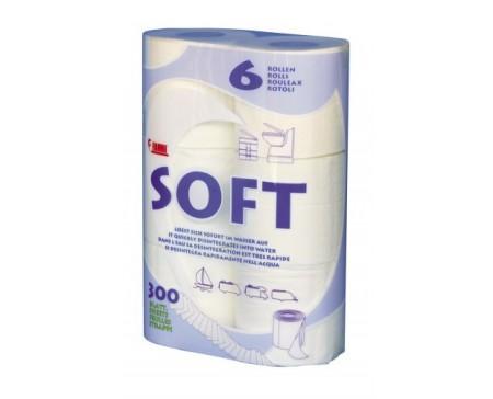 Papier hygiénique Fiamma Soft 6 rouleaux