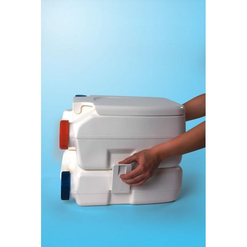 Wc portable bi pot 34 fiamma for Wc chimique portable