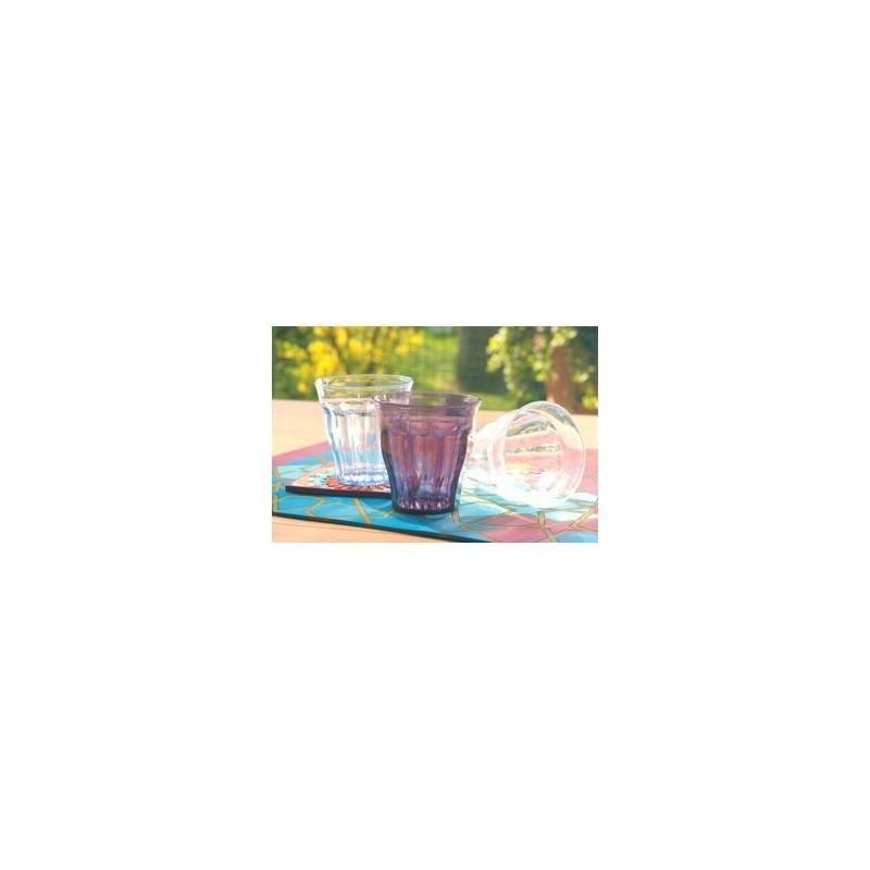verre st barth en polycarbonate couleur prune loisirs. Black Bedroom Furniture Sets. Home Design Ideas