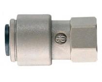 Union femelle 3/8 de 12 mm gris John Guest