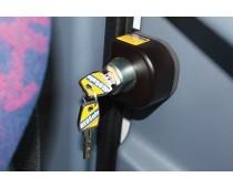 Kit sécurité HEOSAFE verrouillage par clé Mercedes Sprinter