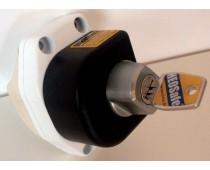 Kit sécurité HEOSAFE verrouillage par clé Ford Transit