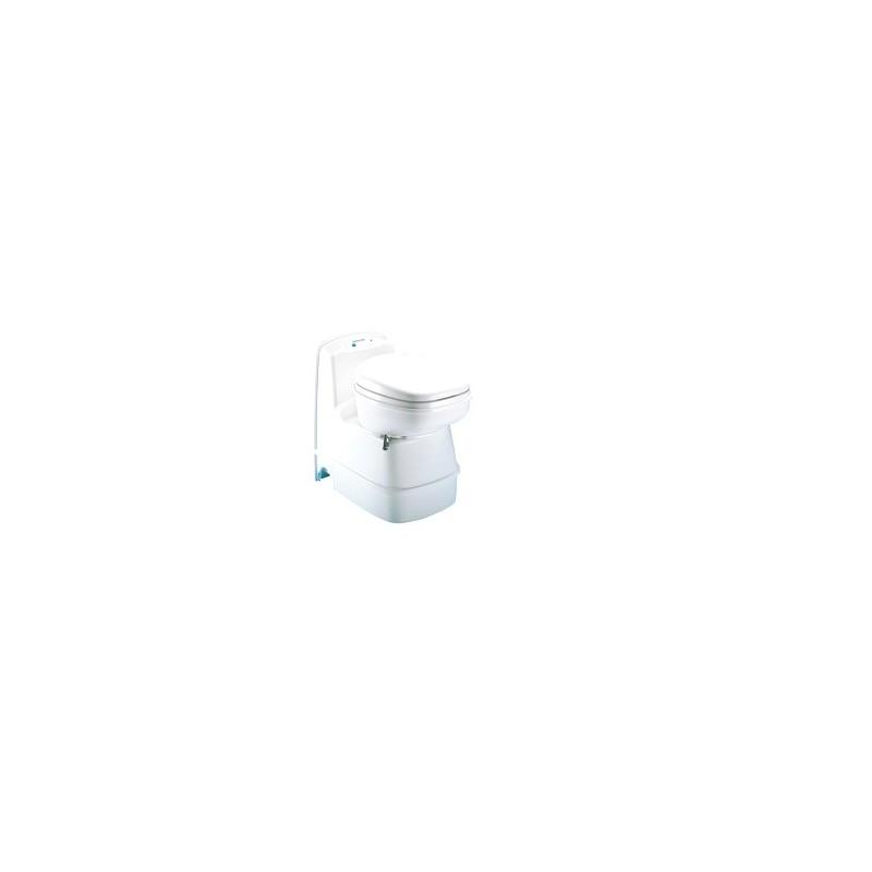 Wc fixe c200 cw portillon 3 blanc thetford for Portillon blanc