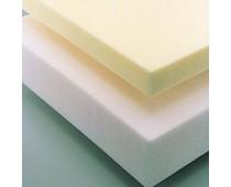 Plaque de Mousse POLYESTER densité 24kg/m3 de 160 x 219 x 10 cm