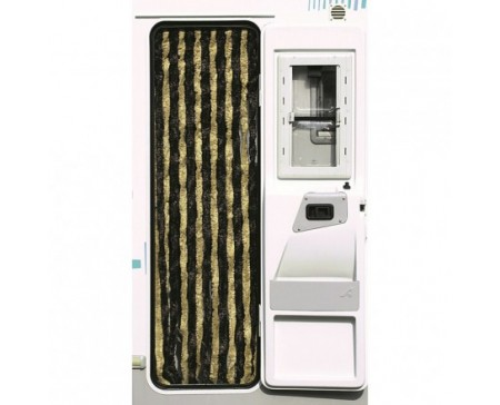 rideau de porte anti insectes 195 x 56 cm. Black Bedroom Furniture Sets. Home Design Ideas
