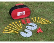 Kit de fixation pour stores Awning Pegs