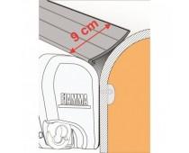 Joint de store anti-pluie 9 cm