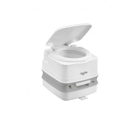 wc portable porta potti qube 335 blanc thetford. Black Bedroom Furniture Sets. Home Design Ideas