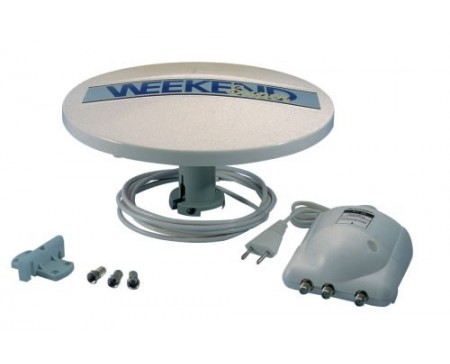 Antenne terrestre omnidirectionnelle WEEKEND SUPER