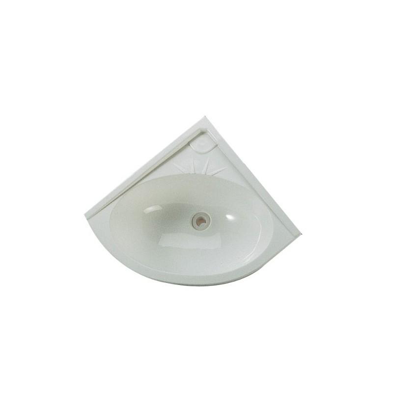 lavabo d 39 angle 350 x 350 mm chantal. Black Bedroom Furniture Sets. Home Design Ideas