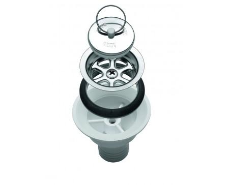 Siphon Dometic AC 545 droit Ø 20 mm