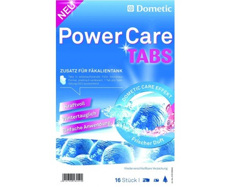 Additif en pastilles Dometic Power Care 16 unités