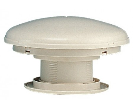 Aérateur de toit permanent Ivoire 110 cm