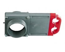 Vanne de vidange à guillotine diam 75 mm