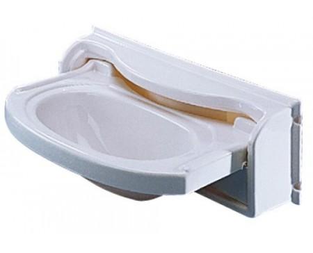Lavabo relevable blanc 520 x 325