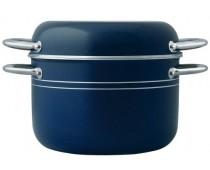 Popotte 9 pièces Aluminium bleu