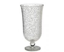 Coupe à champagne avec bulles transparentes