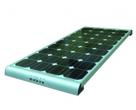 Panneau solaire 100W mono kit complet