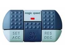 Commande Magic Speed montage tableau de bord