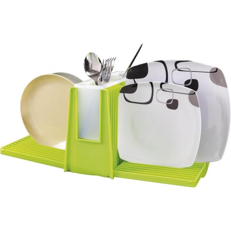 Egouttoir vaisselle pliant en plastique wing loisirs - Egouttoir a vaisselle a suspendre ...