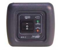 Panneau de contrôle pour vannes électriques