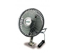 Ventilateur 12V oscillant Mistral