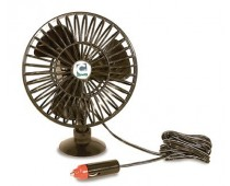 Ventilateur 12V oscillant dim 13cm Breeze