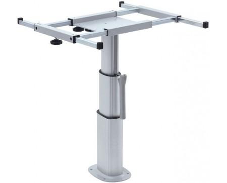 Pied de table réglable 340 - 700 mm