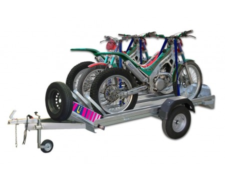 Porte-motos UR-3 motos Urbeni avec frein