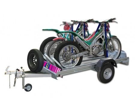 Porte-motos UR-3 motos avec plateforme Urbeni