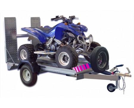 Porte-quads UR-quads sport avec plateforme Urbeni avec frein
