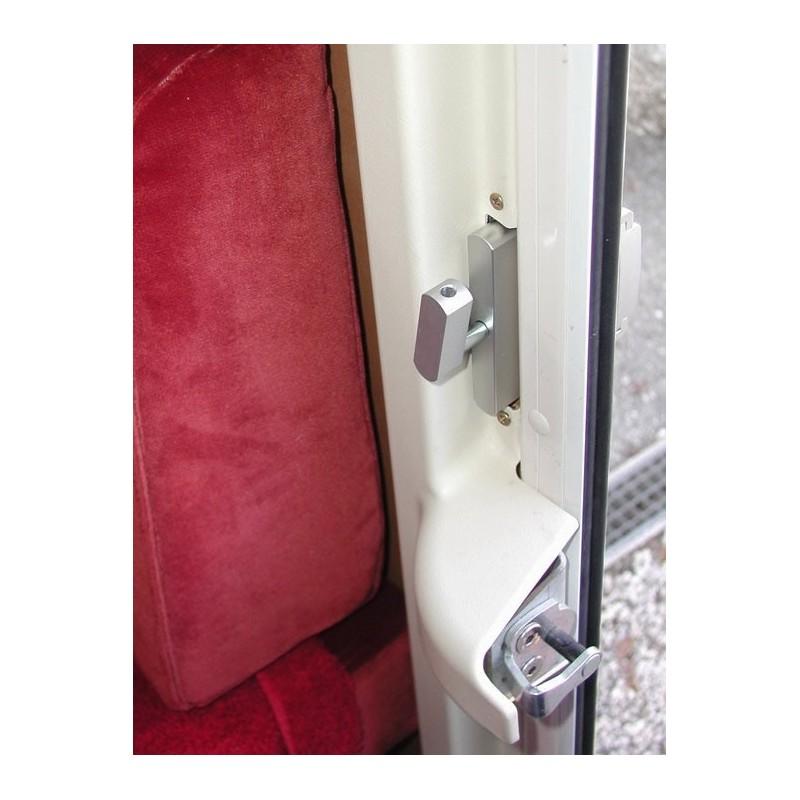 Serrure de porte conducteur compl te int rieure loisirs for Porte interieur complete