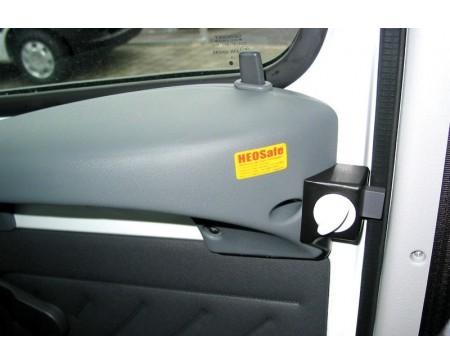 Kit sécurité HEOSAFE verrouillage manuel Ducato 244 à partir de 2002