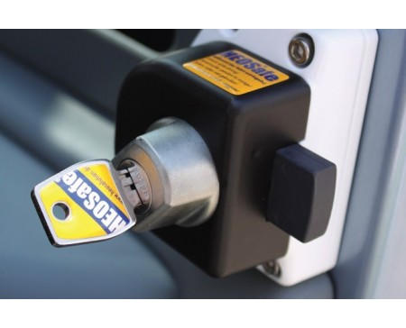 Kit sécurité HEOSAFE verrouillage par clé Transit