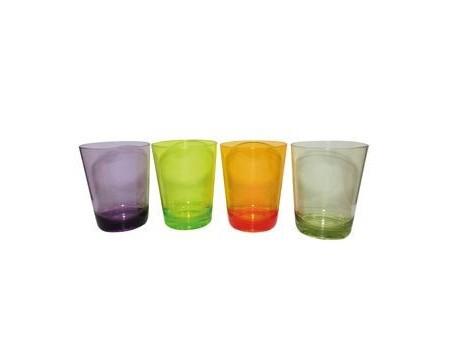 Lot de 4 verres à eau