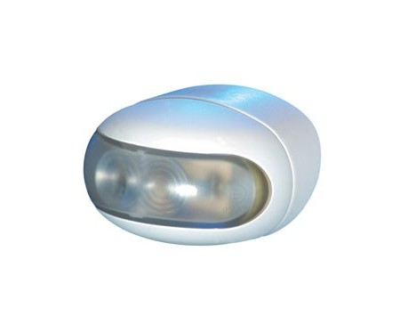 FEUX DE POSITION LED-SOCLE BLANC