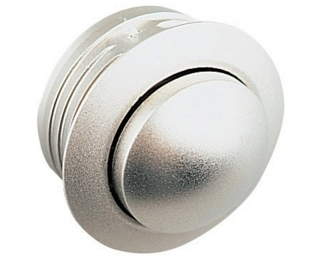 Bouton + rosace pour mini Push-Lock