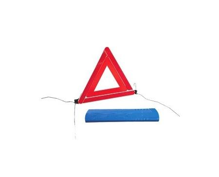 Triangle de pré-signalisation pliable