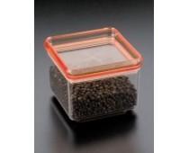 Boîtes alimentaires carrées emplilables