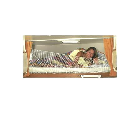 Filet de sécurité pour lit