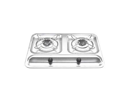 Plan de cuisson 2 feux Dometic Cramer CE88 ZF EK2000 NIRO