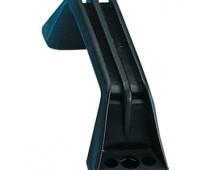 Poignée de tirage noire Entraxe 138mm