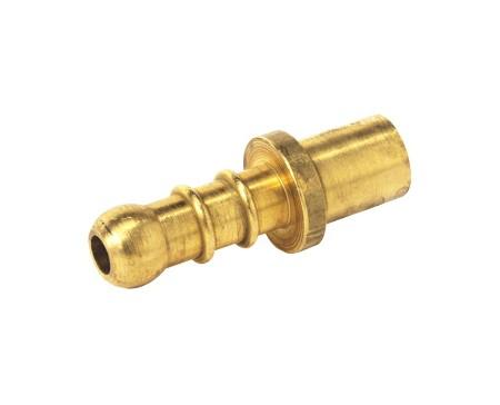 Tétine à souder pour tuyau rigide Ø 8 mm
