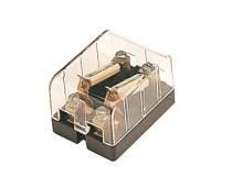 Porte-fusibles fixe pour fusibles Steatite