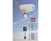 Antenne Teleplus X2/165VU