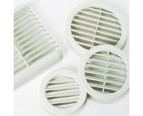 Grilles ventilation de plancher