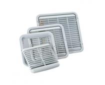Grilles de ventilation plastique amovibles