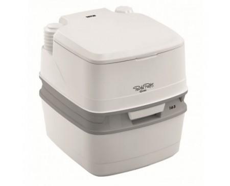 WC portable Porta Potti Qube 165 blanc
