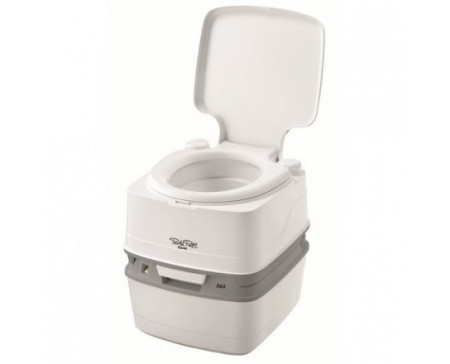WC portable Porta Potti Qube 365 blanc
