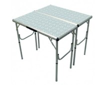 Table de camping multi-fonctions